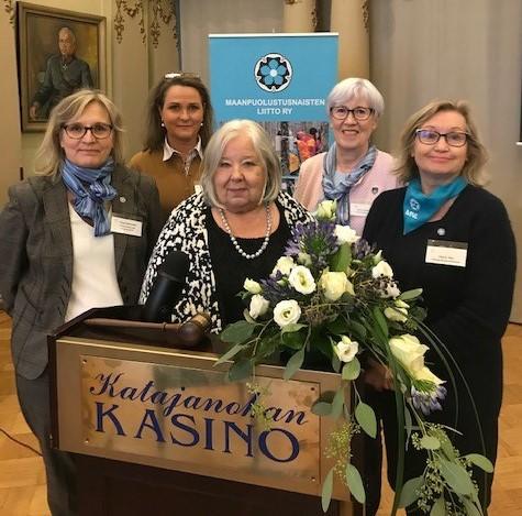 Liittokokous Helsingissä
