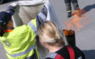 Arjen turvallisuus -kurssi Säkylään helmikuussa