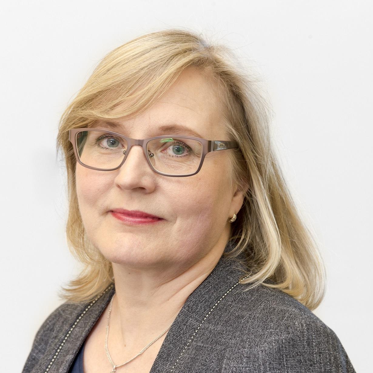 Sirpa Rantamäki puheenjohtaja MNL Helsingin Seudun Piiri ry